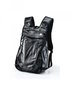 BLAUER PARACHUTE Backpack - Black