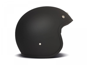 DMD VINTAGE Jet Helmet - Matt Black