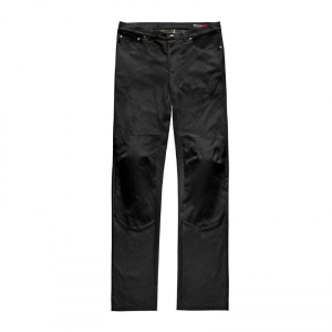 BLAUER KEVIN Motorcycle Man Pants - Black