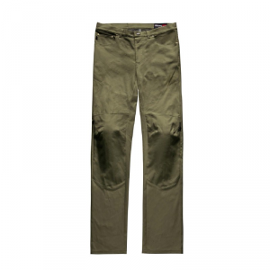 BLAUER KEVIN Motorcycle Man Pants - Green