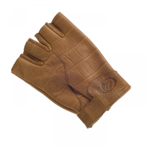 BARUFFALDI GUIA DEMI Motorcycle Gloves - Brown