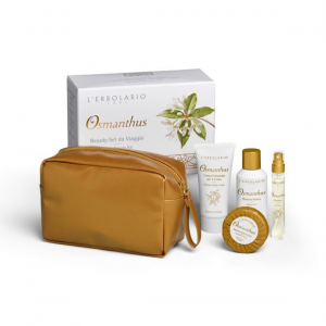BEAUTY-SET DA VIAGGIO osmanthus
