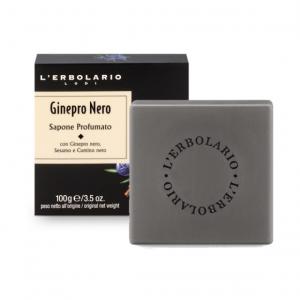 GINEPRO NERO sapone profumato 100 grammi