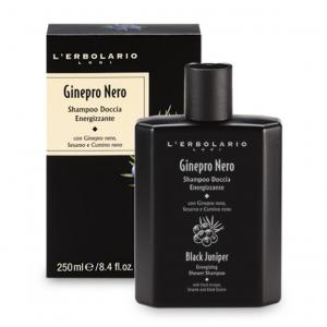 GINEPRO NERO shampoo doccia