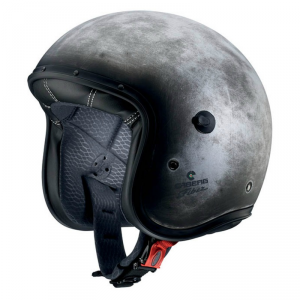 CABERG Freeride IRON Open Face Helmet - Grey