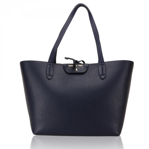 Cabas double face Patrizia Pepe  2V5452 AV63 F1AT Dress Blue/Butt.Rose