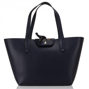 Cabas double face Patrizia Pepe  2V5516 AV63 F1AT Dress Blue/Butt.Rose