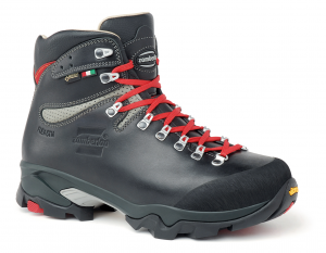 1996 VIOZ LUX GTX® RR - Leather Backcountry Boots - Waxed Black