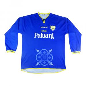 2001-02 Chievo Verona Maglia Away L