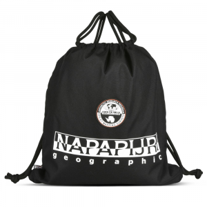 Zaino Napapijri HAPPY GYM SACK N0YGX7 041 NERO