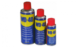Lubrificante Spray WD-40