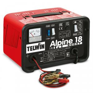 Caricabatterie TELWIN Alpine 18 Boost