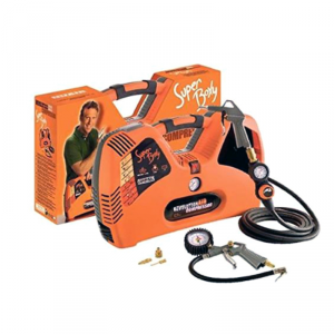 Super Boxy Portable Compressor 1.5 Hp - 1100w