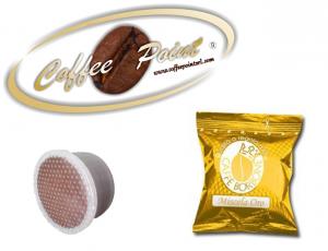 Capsula compatibile Lavazza espresso point Caffè Borbone Miscela Oro 100 pezzi