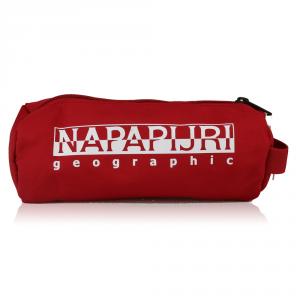 Porta oggetti Napapijri HAPPY PENCIL CASE N0YGXF R66 ROSSO