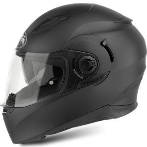 CASCO MOTO AIROH INTEGRALE MOVEMENT COLOR BLACK MATT MV11