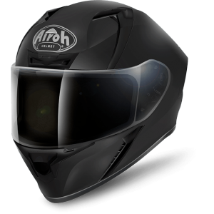 CASCO MOTO INTEGRALE AIROH VALOR COLOR BLACK MATT