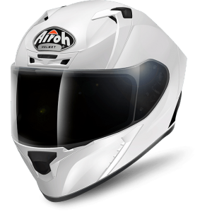 CASCO MOTO INTEGRALE AIROH VALOR COLOR WHITE GLOSS