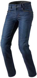 Jeans moto Rev'it Seattle blu scuro L36