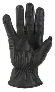 VAND FULGOR Motorcycle Gloves - Black