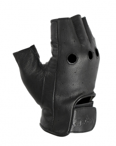 VAND MEZZEDITA Motorcycle Gloves - Black