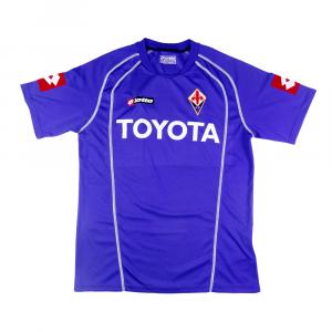 2005-06 Fiorentina Maglia Home L (Top)