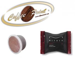 Capsula compatibile Lavazza espresso point Mitaca Forte 100 pezzi