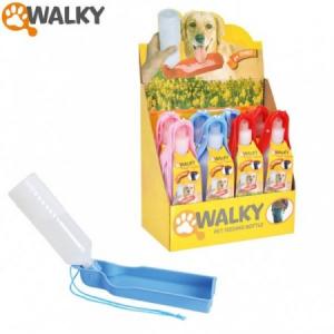 Borraccia dispeser Walky Camon pet cane 500ml