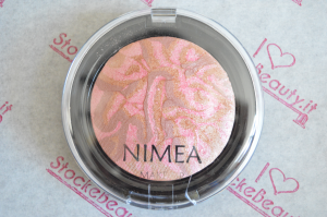 NIMEA PROFESSIONAL MAKE-UP-BLUSH DESERT ROSE