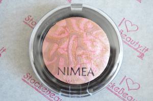 NIMEA PROFESSIONAL MAKE-UP-BLUSH DESERT ROSE