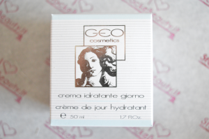 GEO COSMETICS- CREMA IDRATANTE GIORNO