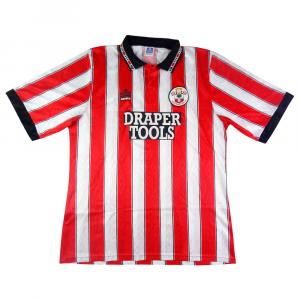1991-93 Southampton Maglia Home L