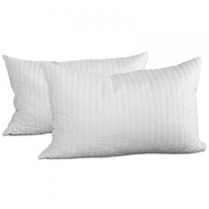 Coppia cuscini Fiocco Memory, ottimo per dolori cervicali