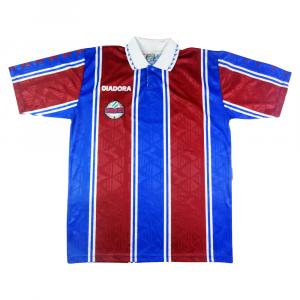 1995-96  Rapid Vienna Maglia Away XL