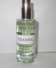 Yodeyma GIANNA Eau de Parfum 15ml mini Profumo Donna no tappo no Scatola