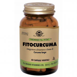 FITOCURCUMA - FUNZIONE su CANDIDA, ANTIOSSIDANTE, DIGESTIVA ED EPATICA