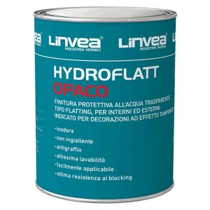 Finitura protettiva all' acqua Hydroflatt Opaco LINVEA