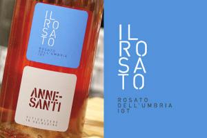 Vino Rosato dell'Umbria Annesanti
