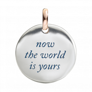 QUERIOT MONETE GRANDI - NOW THE WORLD IS YOURS
