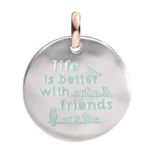 QUERIOT MONETE GRANDI - LIFE IS BETTER WITH FRIENDS