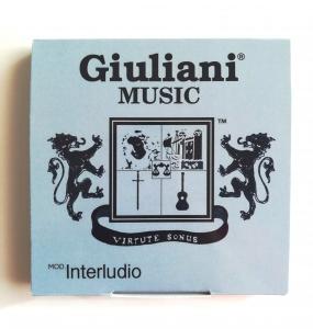 Corde per chitarra classica modello INTERLUDIO Giuliani Music