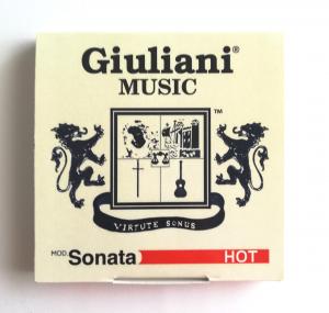 Corde per chitarra classica modello SONATA HOT Giuliani Music