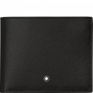 Wallet 9 compartments with transparent Montblanc Sartorial pocket