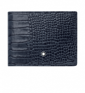 Credit Card Holder with Montblanc Selection Large Fermasoldi