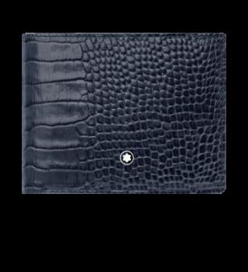 Porta Carte di Credito con Fermasoldi Montblanc Selection Large