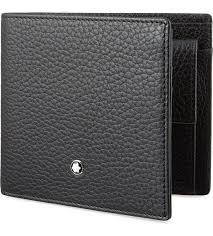 Wallet Meisterstück Soft Grain Wallet 4cc Coin cases 2 compartments