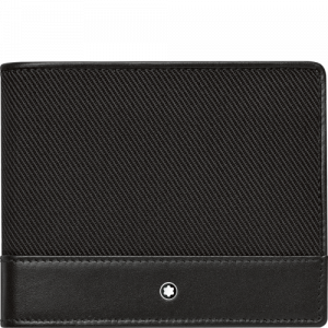 Wallet 18 Montblanc NightFlight compartments