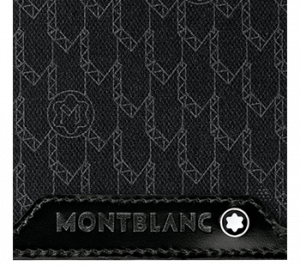 Montblanc Signature Black Wallet
