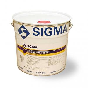 Fondo pigmentato di ancoraggio Sigmacryl Prim 15lt SIGMA (DISPONIBILE IN NEGOZIO)