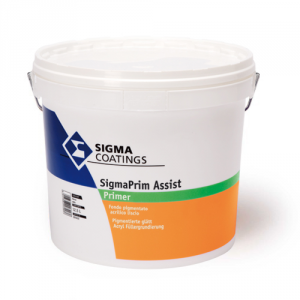 Fondo Acrilico Pigmentato Sigmaprim Assist Primer 12,5lt SIGMA (DISPONIBILE IN NEGOZIO)